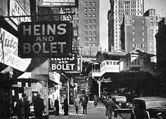 1939 radio row cortlandt street (Al Q) Tags: street new york city radio project row writers guide federal 1939 cortlandt bolet heins
