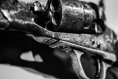 Historic  Despair (Ovate of Tree Dusk Muir) Tags: fight war antique union battle historic confederate civilwar revolver artifact relic