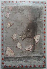 """Muddy Waters, 13"" by Daniel Kerkhoff, Hanoi, Vietnam, 2015 (Daniel Kerkhoff) Tags: painting artist quiet daniel vietnam canvas ugly waters hanoi muddy the kerkhoff"