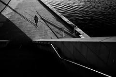 Urban Geometry (Jan Jespersen) Tags: denmark københavn platea plateastreetphotocollective bw blackandwhite copenhagen janjespersenphotography street streetphoto streetphotography urban urbanlife urbanscene