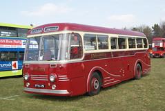 FFN 451 (Gricerman) Tags: ffn451 ensign ensignbus leylandroyaltiger leylandtiger detling southeastbusfestival