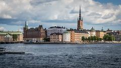 Stockholm #3 (L'Teigneux) Tags: stockholm suède gamlastan sea mer été summer ville city sweden