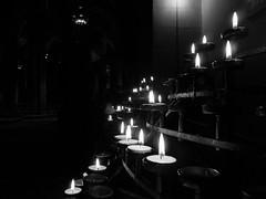 harmony (vfrgk) Tags: candles church light lowlight harmony pray prayer candlelight flame burning lights lightandshadows dark monochrome blackandwhite bw