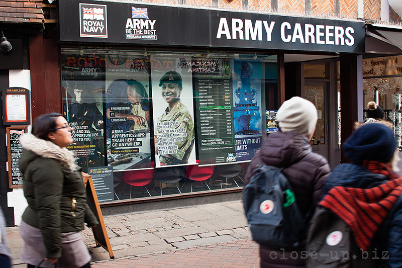 The world 39 s best photos of careers and military flickr hive mind - Royal marines recruitment office ...