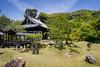 The Temple (Pikaglace) Tags: sony a7 kyoto japan japon higashiyama temple religion architecture japanese japonaise garden jardin tree world heritage unesco pavillon patrimoine mondial