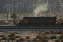 WCEC at Garnet, CA (Travis Berryman) Tags: unionpacific beaumonthill uprr upyumasub desertrailroading