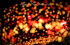 HNY  2017 :) (Kanishka****) Tags: newyear happynewyear happy bokeh smoothbokeh lights darkphotography night canon canon70d 2017 kanishka kanishkaphotography experiment dof f18 fun interesting nice beautiful