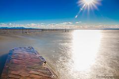 l'Albufera (DavidGonzalvo) Tags: albufera contraluz sol filtrond nd1000 largaexposición