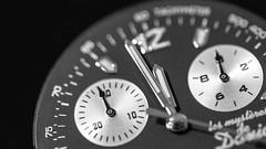 2 Minutes To Midnight (michel1276) Tags: inspiredbyasong macromondays uhr clock zifferblatt 2minutestomidnight ironmaiden