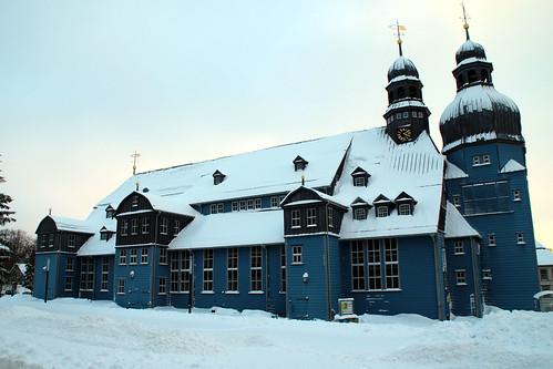 Kirche Clausthal 2