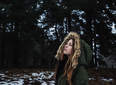 With nature (vaiva.sovaite) Tags: autoportrait selfportrait nature woods forest trees girl portrait woman young green portrature natural photography daylight lithuania