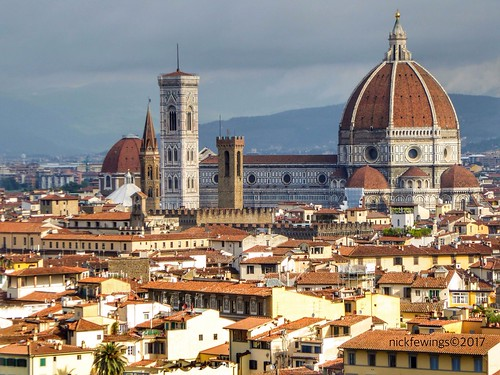 Il Duomo, Florence by Nick Fewings 5 Million Views, on Flickr