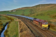 60024 (Down to nowhere) Tags: 60024 class60 ews englishwelshandscottish coco 6e32 copypit