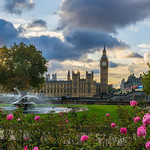 At The Setting Of The Sun (Westminster Sunset) by Simon & His Camera thumbnail