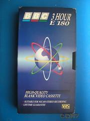 BBC - Blank Tape (daleteague17) Tags: blank vhs tapes blankvhstapes pal palvhs videotape blankvideotape bbc