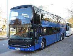 Taw and Torridge Coaches Ltd VDL Berkhof Axial Coach SF07 OSC (5asideHero) Tags: taw torridge coaches ltd vdl berkhof axial sf07 osc