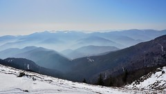 Harmonie  -  Harmony (Philippe Haumesser Photographies (+ 4000 000 views) Tags: nature landscape landscapes paysage paysages montagne montagnes mountain mountains horizon neige snow hiver winter ciel sky vosges alsace elsass france hautrhin 68 panorama 169 sonyilce6000 sonyalpha6000 sony 2017 forêt forêts forest forests
