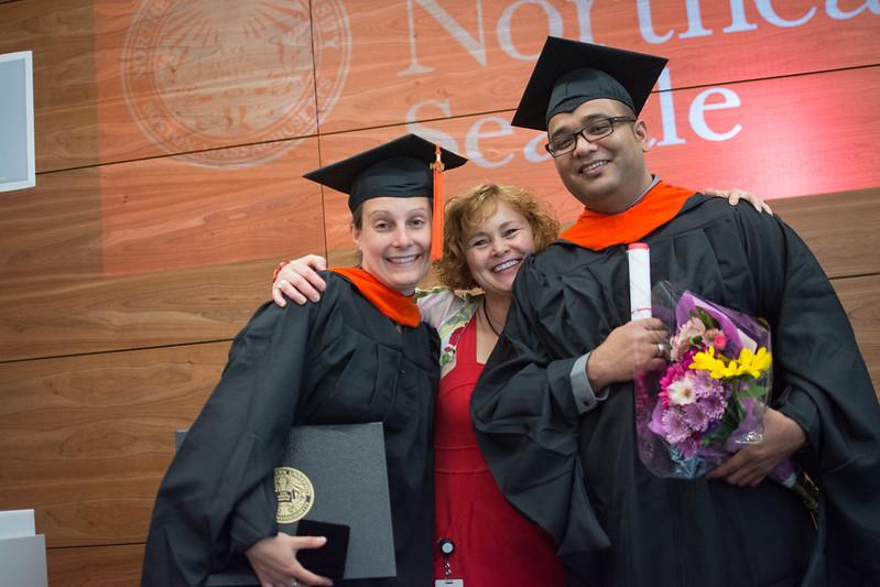 Seattle Graduation Ceremony 2015