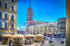 Saint Petersburg City Duma (Kev Walker ¦ 8 Million Views..Thank You) Tags: stpetersburg russia hdr 2015 kevinwalker