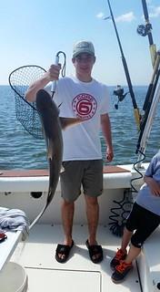 shark fishing adventures amelia island