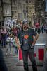 Edinburgh Walk 27 June 2015-4442 (Evo800) Tags: street man june statue lights nikon edinburgh walk barrels royal chainsaw dragons stick juggling performers mile owls 2015 d610