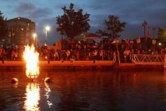 Huge Flames!!