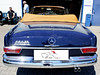 Mercedes W111 61-71 Persenning