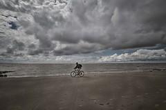 il plumbeo cielo sul baltico (mat56.) Tags: sea sky beach water bicycle clouds landscapes mar sand estonia nuvole mare cyclist atmosphere baltic cielo ciclista antonio acqua paesaggi atmosfera spiaggia parnu sabbia bicicletta leaden nubi plumbeo republics baltico repubbliche baltiche mat56 romei
