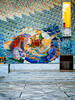 Oslo City Hall 2 (Martin Gordon) Tags: art oslo norway painting colorful europe no decoration scandinavia radhus henriksørensen