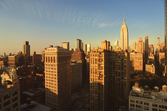 (eflon) Tags: city nyc ny newyork skyline afternoon manhattan district sunny midtown empirestate flatiron bldg bldgs