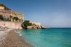 Nice Main Beach (Nomadic Vision Photography) Tags: france beach seaside nice mediterranean turquoise frenchriviera jonreid tinareid nomadicvisioncom
