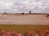 Rotterdam Airport (streamer020nl) Tags: airplane airport rotterdam 1970s douglas vickers vliegtuig dc7