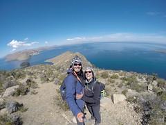 Photo de 14h - Isla Del Sol sur le lac Titicaca (Bolivie) - 25.07.2014