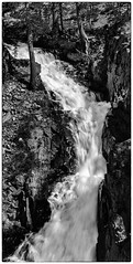 Plunging waters (speedcenter2001) Tags: anseladamswilderness sierranevada sierra sierraphile highsierra california mountains wilderness hiking outdoor backpacking backcountry sep2 silverefexpro2