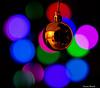 Christmas Illuminations    Explored on 19.12.2016 (kumherath) Tags: macromonday holidaybokeh christmasdecor coloredlights night canon5dmark3 blackbackground bright colors round circle indoor depthoffield usm ef100mmf28l