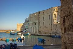 Colore Puglia (GiuseppeAzzaretti) Tags: puglia mare paesaggi maredinverno coloridipuglia monopoli barocco suditalia