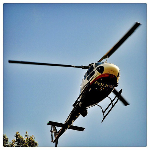 "Police Helicopter • <a style=""font-size:0.8em;"" href=""http://www.flickr.com/photos/150185675@N05/31291473410/"" target=""_blank"">View on Flickr</a>"