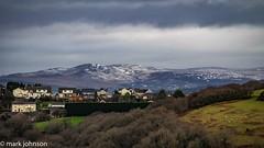 Snow on the hills....1 (dudutrois) Tags: snow them hills