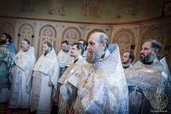Литургия в Софийском соборе 505