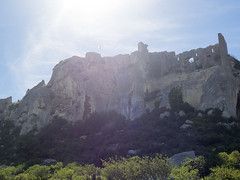 day sixteen: les baux de provence (dolanh) Tags: france lesalpilles medievalfortress fortress lesbauxdeprovence provence