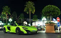 Monaco by night (Stingray01) Tags: monaco car cars canon city carbon mclaren 675 675lt supercar sportcar super speed street special summer sigma tamron 2016 night green awesome auto amazing carphoto nikon