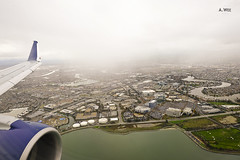 Foster City (A. Wee) Tags: delta airlines 达美航空 sanfrancisco 旧金山 三藩市 california 加州 usa 美国 embraer e175 foster city