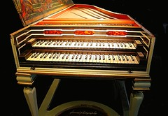 Precious pianos and harpsichords of the Museum of Musical Instruments in Brussels (1) (jackfre 2 (deleting, erasing mute contacts)) Tags: clavichords harpsichords pianos belgium brussels museum museumofmusicalinstruments oldenglandbuilding artnouveau