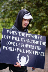 When the power of love will overcome the love of power (Red Cathedral uses albums) Tags: sonyalpha a77markii a77 mkii eventcoverage alpha sony colorrun sonyslta77ii slt evf translucentmirrortechnology redcathedral streetphotography belgium alittlebitofcommonsenseisagoodthing activism protest anonymous occupy mask riot opawakening gent guyfawkes vforvendetta resist
