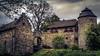 Haus zum Haus (Norbert Clausen) Tags: architektur architekture old castle burg schloss düsseldorf