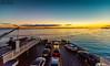 DSC_3769 (Rinathq) Tags: sunset ferry bc beautifulcanada canada summer nikon d7200 vancouver victoria colors landscape pacific travelling