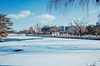 UT (Tridentz | 侘等時) Tags: travel korea seoul 景福宮 首爾 韓國 雪 snow winter landscape building history sky blue gr ricoh gr2 28mm wide wideangle 冬 seasons