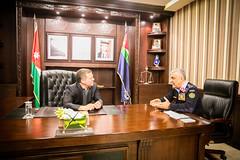 جلالة الملك عبدالله الثاني، القائد الأعلى للقوات المسلحة، يزور مديرية الأمن العام (Royal Hashemite Court) Tags: jordan kingabdullahii royalhashemitecourt rhcjo hmkjo الأردن الأمن العام جلالة الملك عبدالله الثاني