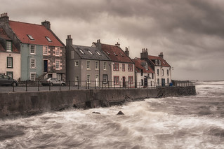 Stormy St Monans