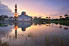 Blessing Sunrise (fiz_zero) Tags: nikon nikond750 nikon1635mmf4vr sunrise sunset sky skyline reflection nature landscape summer outdoor background mosque architecture building muslim islam religion dubai arab view morning beautiful awesome istanbul turkey getty explore terengganu malaysia nisifilter nisimalaysia inexplore explored wallpaper gettyimages photography masjid kualaterengganu visitmalaysia tourismmalaysia beautifulmalaysia landmark vision dream